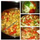 Shrimp and Chicken Stir Fry