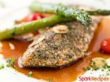 Orange-Miso Grilled Salmon
