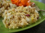 Tuna Hummus Salad