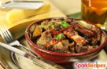 Slow Cooker Steak and Ale Stew