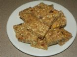 Raw Vegan Protein Bar
