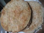 Spiced Oat Protein Pancake w/ Flax Meal & Chia Seeds