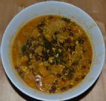 Seaweed Adzuki Stew