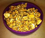 Chia and Millet Granola (ultimate low cal granola!)