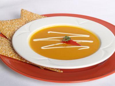 Slow Cooker Winter Squash Soup