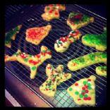 Special Ingredient Sugar Cookies (Vegan!)