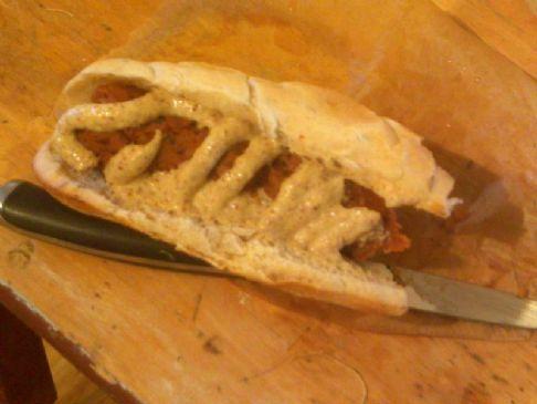 Seitan Chorizo
