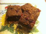 Pumpkin & Cranberries Cake (fresh!)