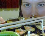 Lower Carb Sushi with Spaghetti Squash