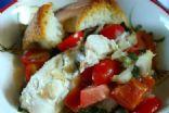KimD's Bruschetta Chicken Bake