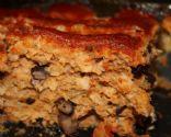 Family low Fat Turkey Meatloaf