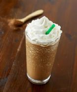 Protein Powder Chocolate Frappucino