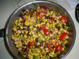 Black Eye Peas Salad