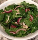Spinach and Fennel Salad