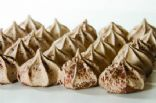 Cocoa Meringue Shells
