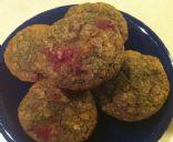 Low Fat Lemon Raspberry Muffins
