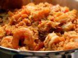 Peppered Chicken and Shrimp Jambalaya