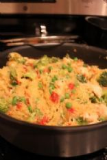 Spaghetti Squash with Grilled Chicken and Sun-dried Tomatoes