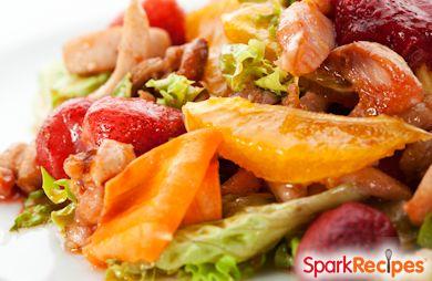 Chicken Citrus Salad RECIPE