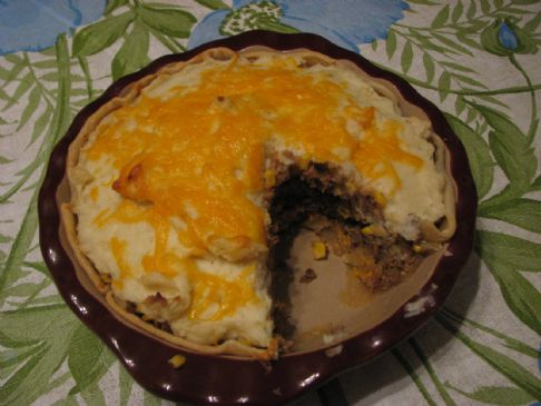 Meatloaf Pie