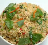 Traditional Thai Basil Fried Rice