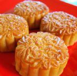Mid-Autumn Festival Chinese Mooncake