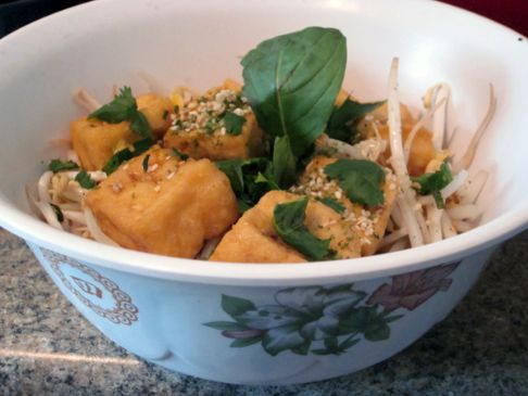 Bean Sprout Tofu Recipe Mung Bean Sprout And Tofu