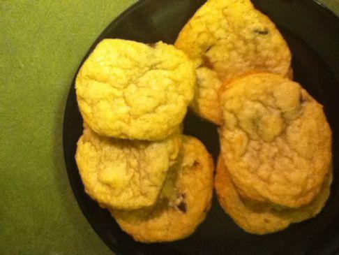 Chocolate & White Chip Cookies
