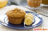 Low Calorie Banana Muffins
