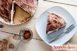10 Minute Frozen Chocolate Pie