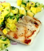 Mahi Mahi with Pineapple Salsa
