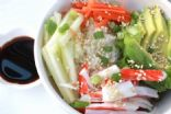 Sushi in a Bowl (California Roll Type)