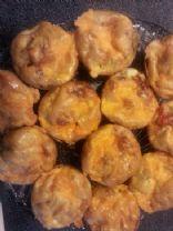 Egg Flaxseed Salsa Breakfast Muffins