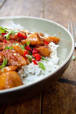 Beka's Grilled Teriyaki Chicken