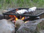 Camp Fire Potato Sacks