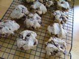 Chocolate Chip Flaxseed Cookies