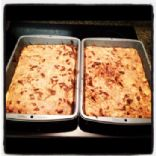 Protein Packed French Toast Casserole with Protein Topping!