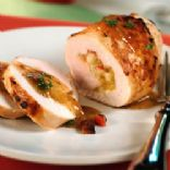 Apple & Brie stuffed Chicken Breast
