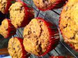 Liz's Pumpkin Muffins with Chocolate Chips/Chunks