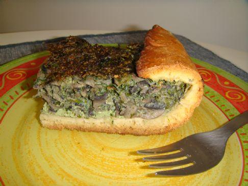 Mushroom Loaf (Drob de ciuperci)