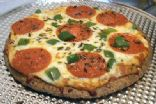 Flaxseed Pizza Crust