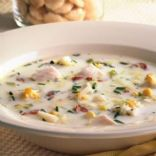 Thai Corn and Crab Soup from Flat Belly Diet Cookbook