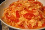 Chinese Tomato and Egg Dish