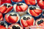 Berry Cheesecake Bites