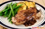 Slow Cooker Pork Chop Dinner