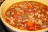 Beef Stew with Barley