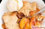 Brown Sugar Peach Shortcake