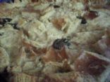 The Ultimate Bread Pudding - not low in fat!
