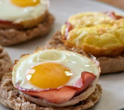 Baked McMuffins