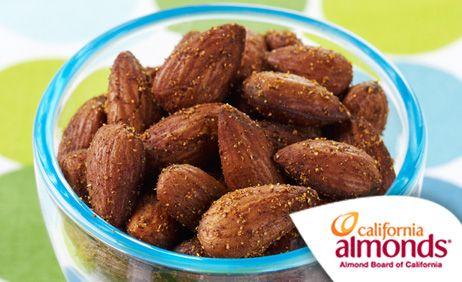 Firecracker Almonds